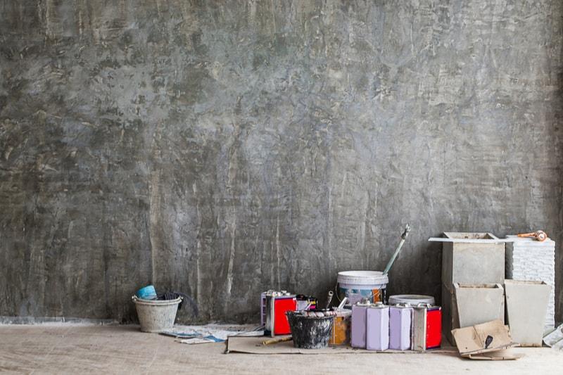 Does Basement Waterproofing Paint Work - NJ Dry Basement