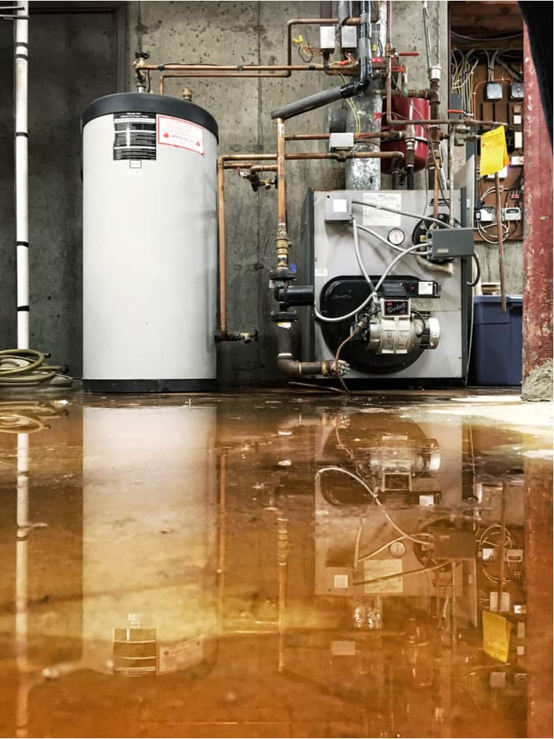 Why Is My Basement Wet? Top Causes For Basmeent Leaks